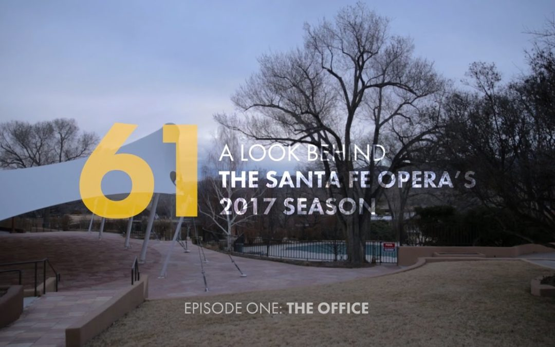 SF Opera – Behind the Scenes 2017 – Episode 01