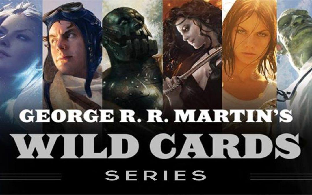 George R.R. Martin Author Event – Wild Cards