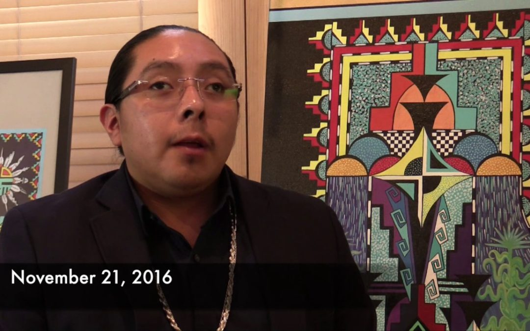 SAR – 2016 King Artists Fellow Lomayumtewa Ishii