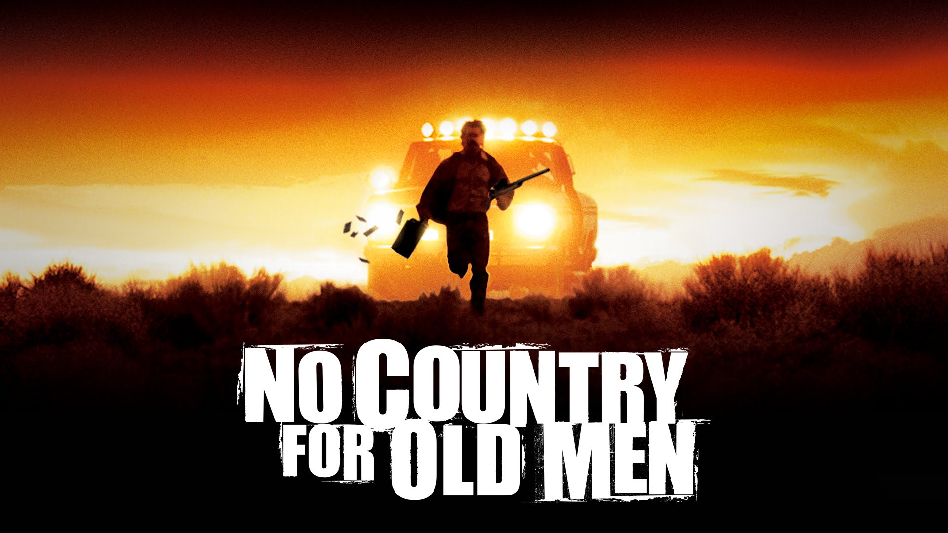 No Country For Old Men Santa Fe Network