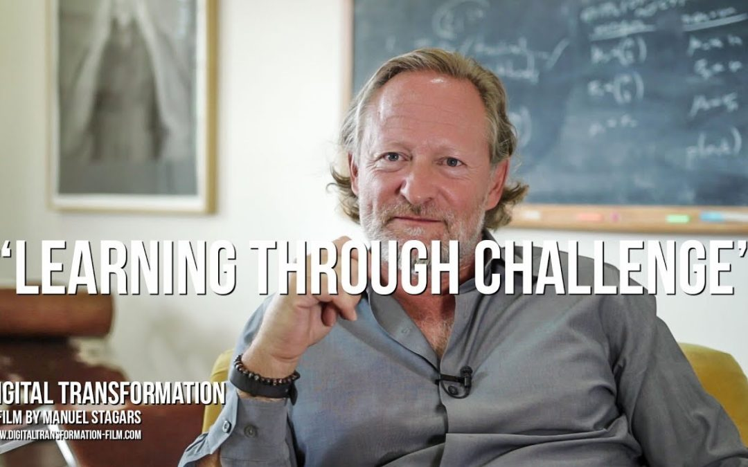 "SFI – David Krakauer on ""Learning Through Challenge"""