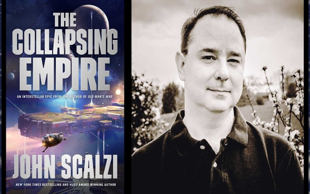 George R.R. Martin Author Event – John Scalzi