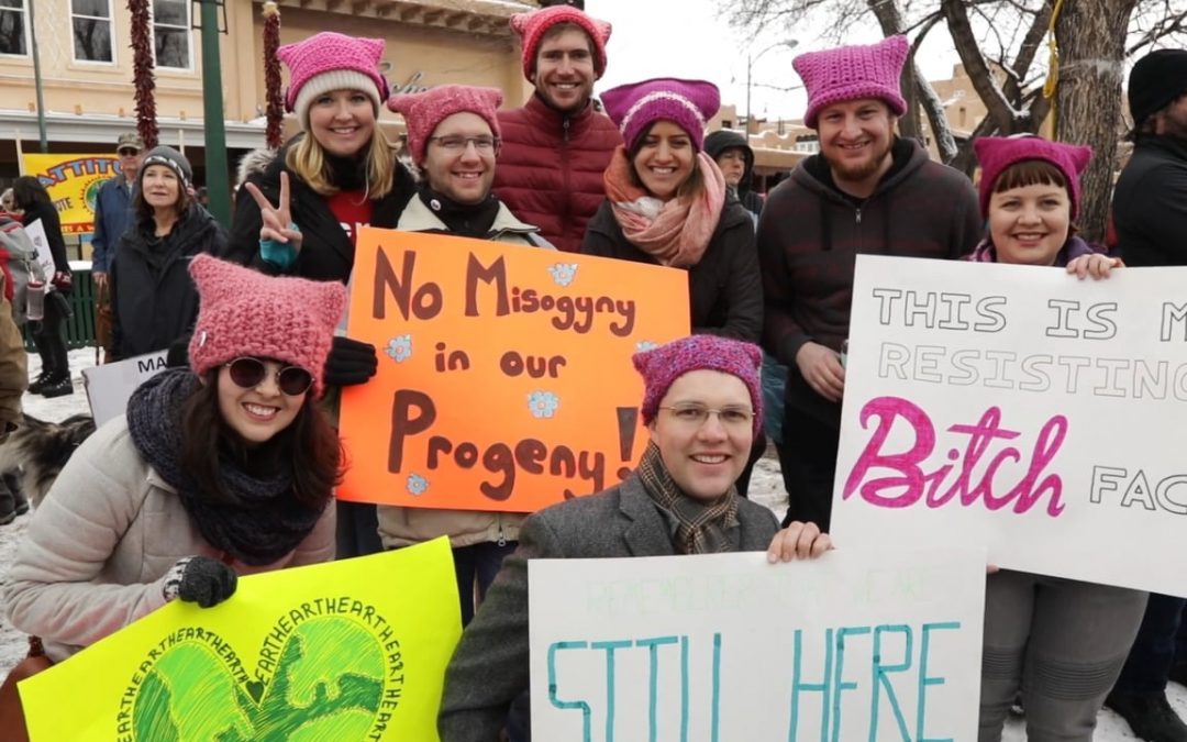 Santa Fe Women's March 2018