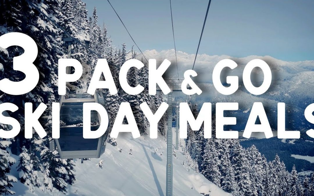 Outside – 3 Pack-and-Go Ski Day Meals